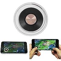 NOLOGO JS-mlx Divertido Juego Stick Joystick Joypad Arcade Contacto físico joysticks Pantalla for el teléfono Android Tablets PC del Juego Accesorios