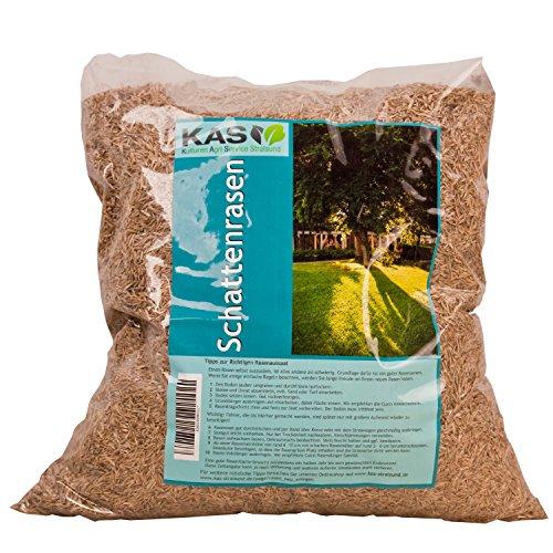 KAS - Schattenrasen Rasenmischung Rasensaat (2,5kg)
