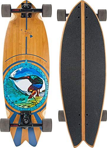 JUCKER HAWAII Carving Skateboard