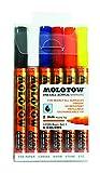 Molotow 200230 Base 1-Lot de 6 Marqueurs One4All 127HS 2 mm