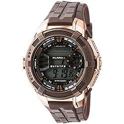 UPhasE Digital Watch Quartz Chronograph, 707-130 up