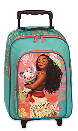 VAIANA Kinder Reisegepäck Trolley Koffer (Trolley) Trolley