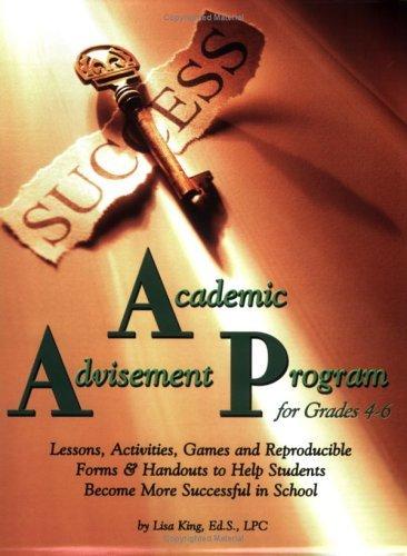 Academic Advisement Program by Lisa King (2006-01-02)