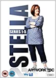Stella Box Set (Series 1 - 5) [DVD] [2016] by Ruth Jones