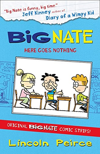 Big Nate Compilation 2: Here Goes Nothing (Big Nate) por Lincoln Peirce