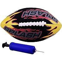 Molee American Football, Wasserdichter Neopren-amerikanischer Fußball Polyester für Kinderwasserball-Wasser-Beweis