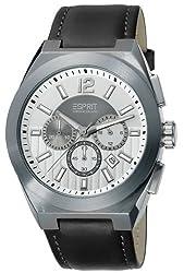 Esprit Analog White Dial Mens Watch - ES102521009
