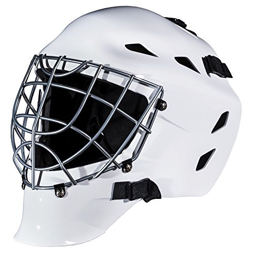 Franklin Sports GFM 1500 calle Hockey Goalie Face Mask - 41009E2, Glory, Azul