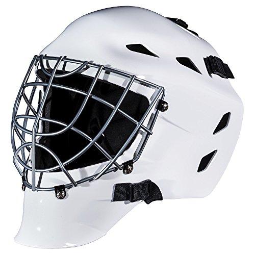 Franklin Sports GFM 1500calle Hockey Goalie Face Mask - 41009E2, Glory, Azul