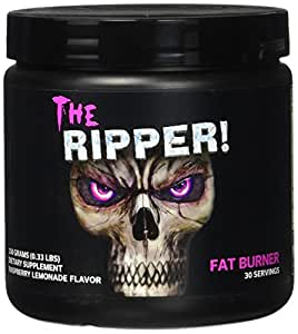 Cobra Labs The Ripper 30 Servings Raspberry Lemonade, 150 G