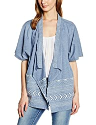 VERO MODA Womens Sweater (10156101_Cashmere Blue_L)