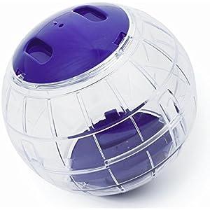Pennine klar Hamster Ball spielen - Durchsichtig, One size