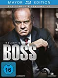 Boss-die Komplette Serie (Mayor Blu-Ray Edition) [Import anglais]