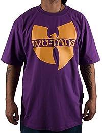 Wu Wear - Wu 36 T-Shirt deep purple - Wu-Tang Clan Tamaño XXL, Color asignado Purple