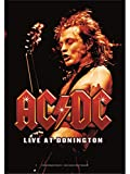 ACDC - Live At Donington Flagge