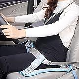 Auto Schwangerschaftsgurt, mit Mittel- und Seitenkupplung, Schützt Baby und Mama, Sicher und komfortabel