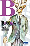Beastars Edition simple Tome 2