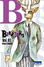 Beastars T02 (02) de Paru Itagaki