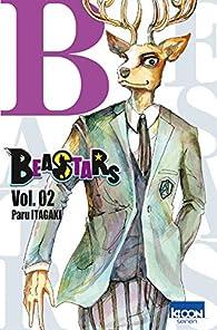 Beastars, tome 2 par Paru Itagaki