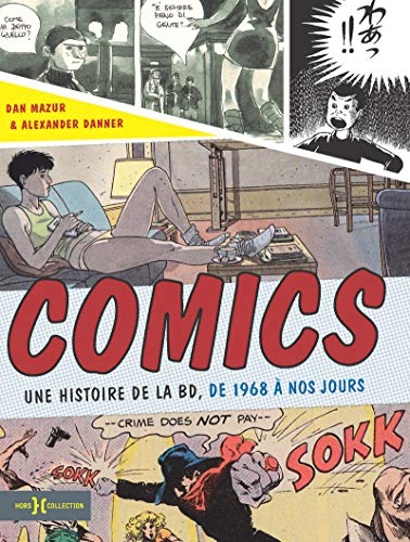 Comics par Alexander DANNER