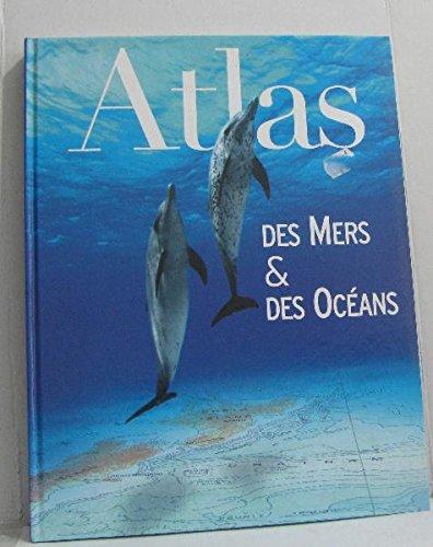 Atlas des mers et des océans : Cartes des profondeurs des océans de l'Office hydrographique GEBCO carte générale bathymétique des océans