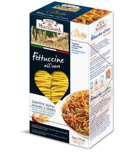 Fettuccine gelb Montegrappa 500 g