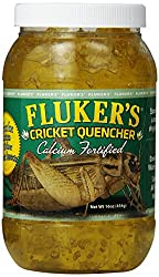 Flukers 16-Ounce Cricket Quencher Calcium Fortified