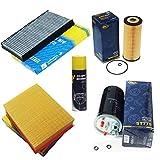 Inspektionspaket SCT Aktivkohlefilter Luftfilter Ölfilter Kraftstofffilter Geschenk
