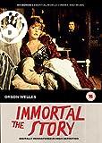 Immortal Story (Restored Edition) [DVD]