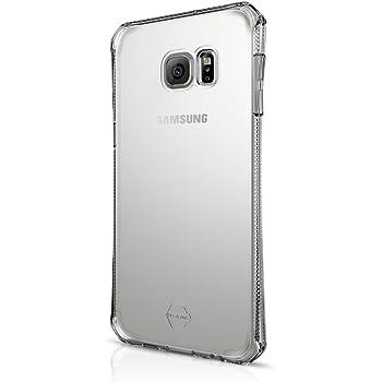 7fe3be8abc1e57 ITSKINS Spectrum Renforce Coque pour Samsung Galaxy S7 Edge Transparent