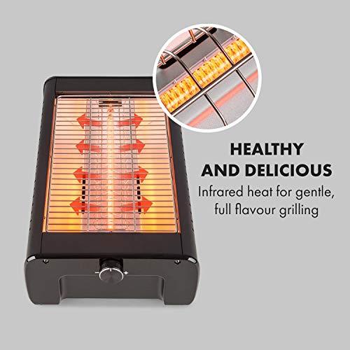 Zoom IMG-2 klarstein infragrill grill elettrico 1500