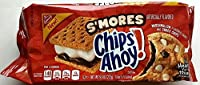 Nabisco Chips Ahoy S'Mores Marshmallow Flavoured Chips and Choco Chips Soft Cookies, 272g