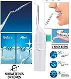 hochleistungs - profi tragbare wasserstrahl mundhygiene / treffen - wireless / munddusche zubehör für die reinigung von ar w 11 zahn (manuell)