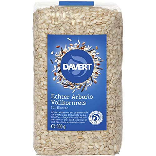 Davert Arborio-Risotto-Reis, natur (500 g) - Bio