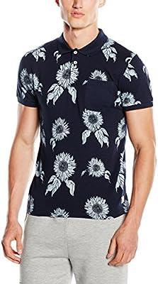 JACK & JONES Jorextra Shirt Ss, Polo para Hombre