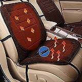 Cuscino Del Sedile Riscaldato A 12 Volt Regolatore Di Temperatura A 2 Vie - Pad Riscaldante Di Sicurezza
