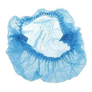 Sharplace 10pcs Disposable Hair Net Cap Bundle Food Hygiene Kitchen Catering Beauty Hair Covers Headwear Dustproof