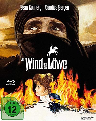 Der Wind und der Löwe [Blu-ray]