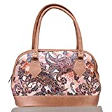 #7: Scarlett Premium Women's Handbag (Light Brown)