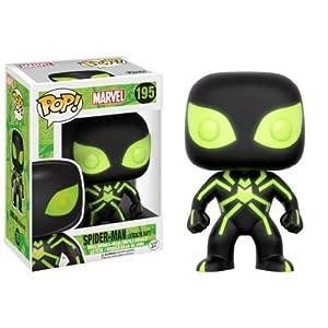Funko Pop Spiderman 'Stealth Suit' (Marvel 195) Funko Pop Marvel
