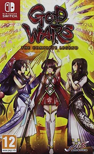 God Wars The Complete Legend Nintendo Switch
