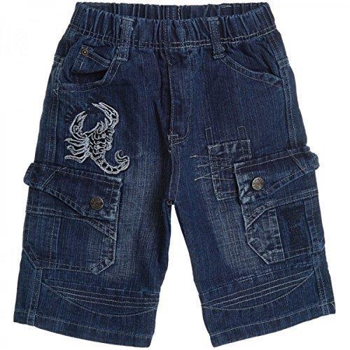 jungen-kinder-cargo-kurze-hose-bermuda-shorts-capri-vintage-sport-strech-20470-farbeblaugrosse134