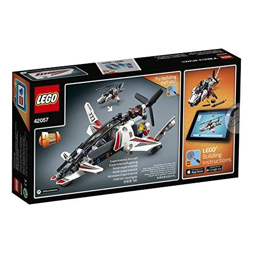 LEGO Technic 42058 - Stunt-Motorrad, Fortgeschrittenes Autospielzeug