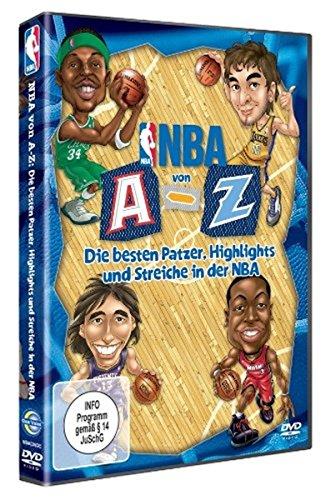 NBA von A-Z - Die besten Patzer,...