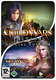 Guild Wars Factions Special Edition (Factions + Eye of the North) (B0015CI4UK) | Amazon price tracker / tracking, Amazon price history charts, Amazon price watches, Amazon price drop alerts