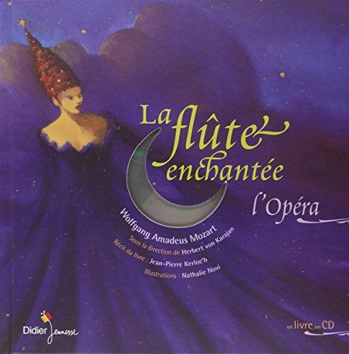 La Flte enchante (1 livre + 1 CD audio)