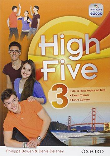 High five. ediz. premium. per la scuola media. con e-book. con espansione online: 3