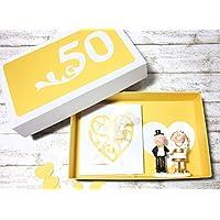Geldgeschenk Geschenk zur Goldenen Hochzeit