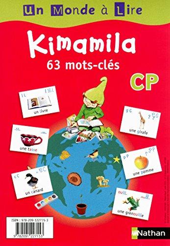Affichettes mots-clés - Un Monde à Lire CP par Collectif