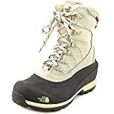 The North Face Chilkat 400 Boot Women's Simply Taupe Brown/TNF Black 6